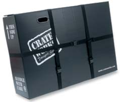 Crate Works Pro XL-C bike box outer